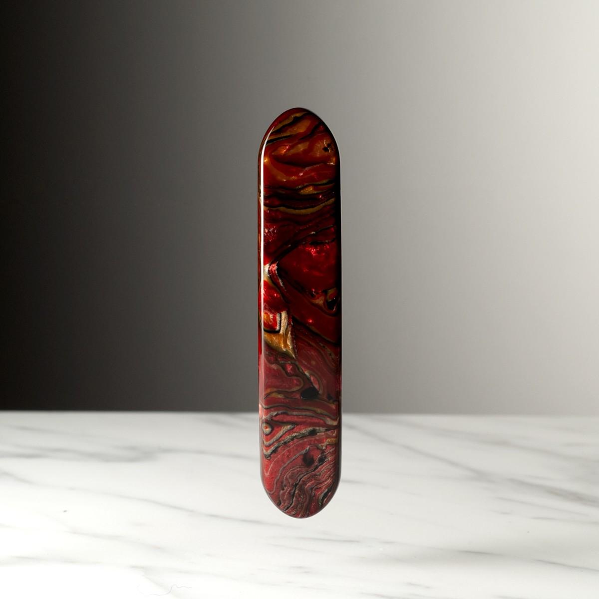 coussin-petit-modele-marbre-rouge