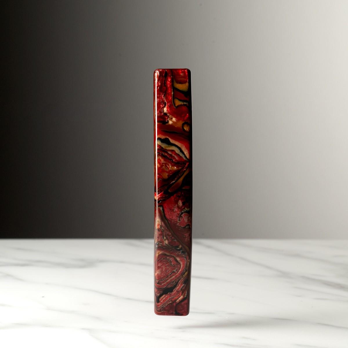 baguette-grand-modele-marbre-rouge