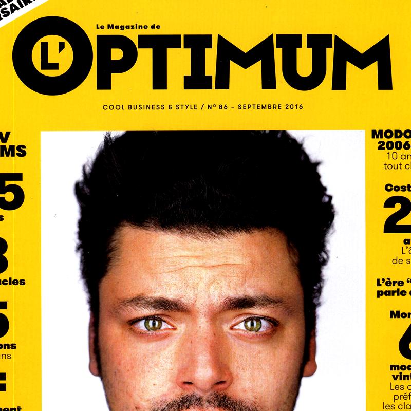 AGORIA - L'OPTIMUM SEPT 2016
