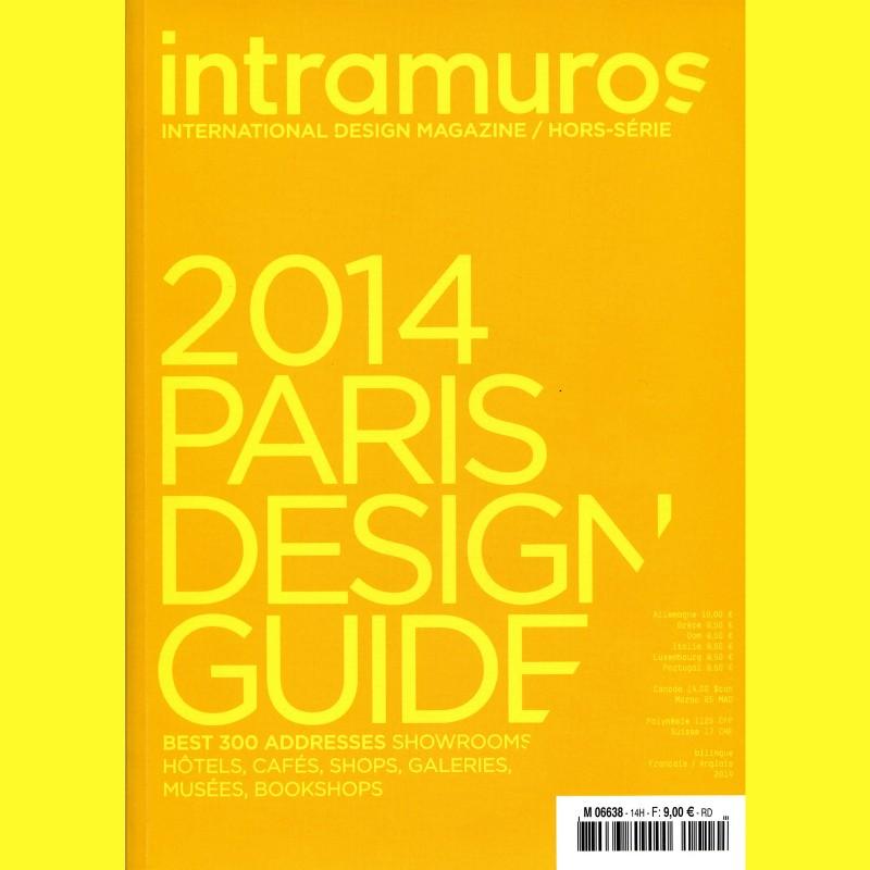 INTRAMUROS 2014 PARIS DESIGN GUIDE