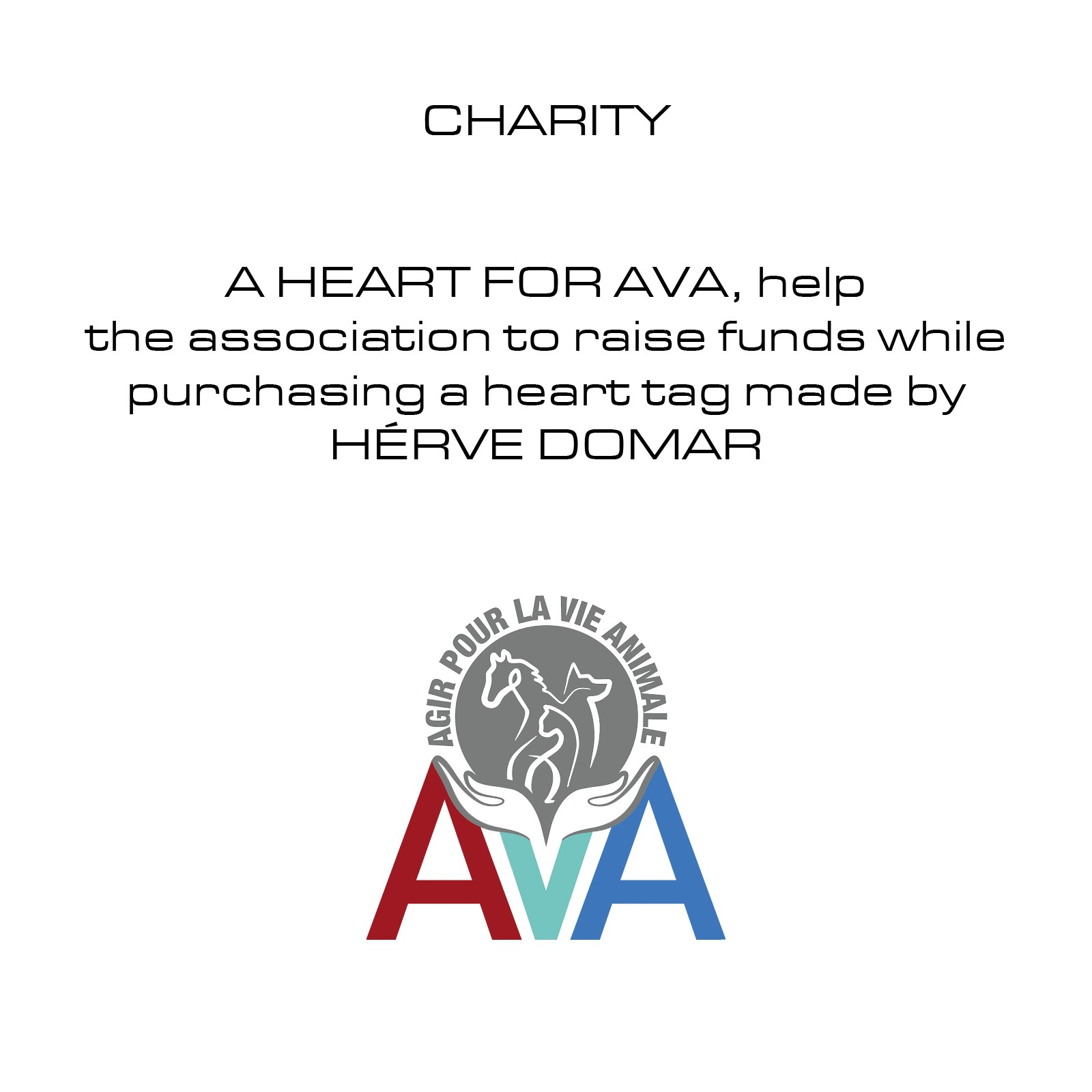 A HEART FOR AVA